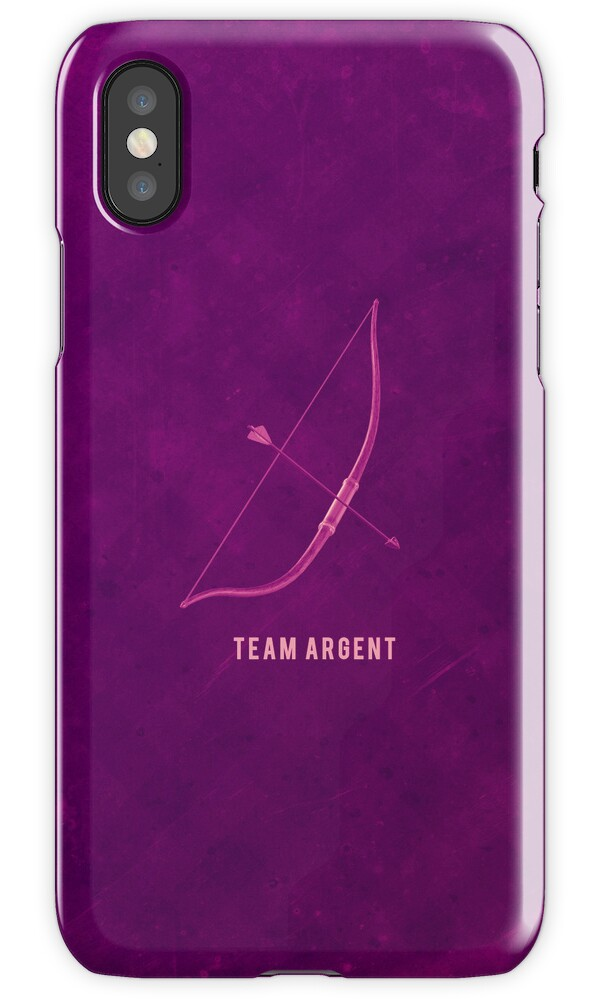 team argent minimalist teen wolf iphone cases skins. Black Bedroom Furniture Sets. Home Design Ideas