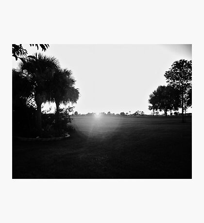 Florida Sunset Photographic Print