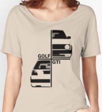 vw golf, golf gti mk2 Women's Relaxed Fit T-Shirt