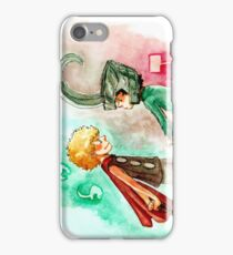 Little Asgard iPhone Case/Skin