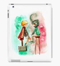 Little Asgard iPad Case/Skin