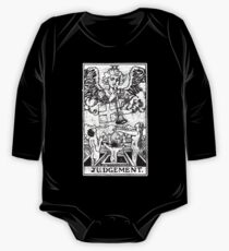 Judgment Tarot Card - Major Arcana - fortune telling - occult - Judgement One Piece - Long Sleeve