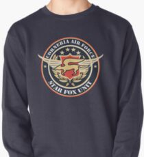 Calling Star Fox Unit (Classic) Pullover