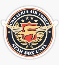 Calling Star Fox Unit (Classic) Sticker
