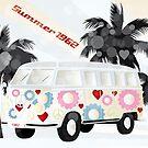 Van of 1962 - Summer feeling by schtroumpf2510