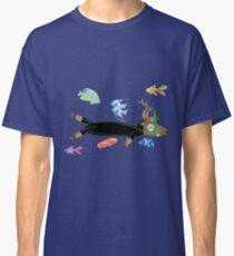 Reindeer Snorkeling Classic T-Shirt