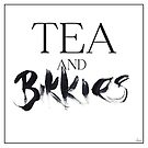 Tea and Bikkies by Jessica Rooney Deane