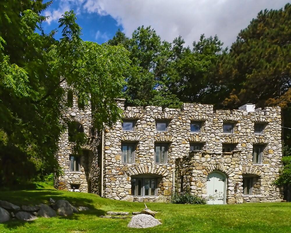 Daschner's Castle by PineSinger