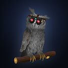 Nightvision Owl by jobe