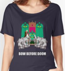 Bow Before Doom Women's Relaxed Fit T-Shirt