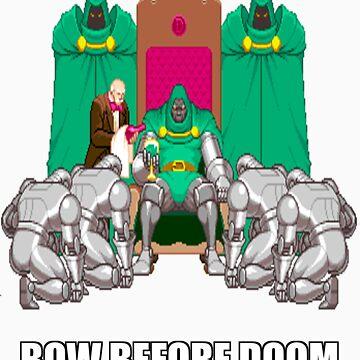 Bow Before Doom by zangotango