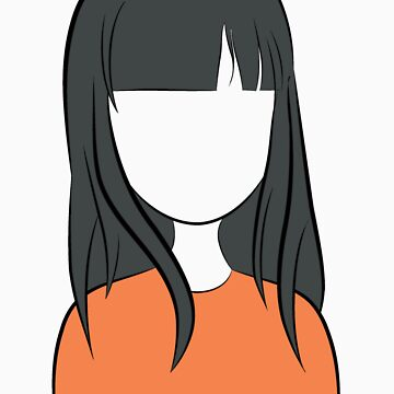 Faceless Girl  by MrAparagi