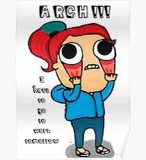 Argh! Poster