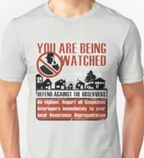 Resist Unisex T-Shirt