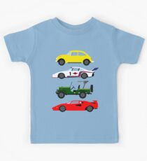 The Car's The Star: Autobots Kids Tee