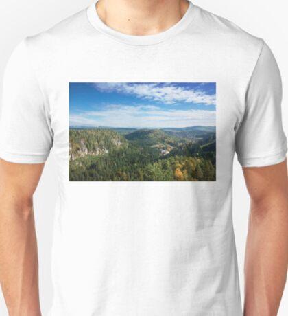 View from Střmen T-Shirt