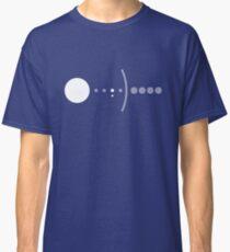 The Pale Blue Dot Classic T-Shirt