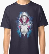 Epic Girl Spider Classic T-Shirt