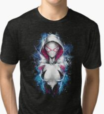 Epic Girl Spider Tri-blend T-Shirt