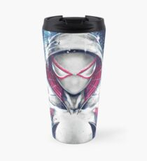 Epic Girl Spider Travel Mug