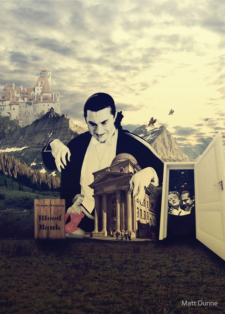 Dracula by Matt Dunne