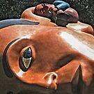 Someone Keeps Whispering In My Ear.... by Jane Neill-Hancock