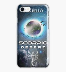 Scorpio Desert iPhone Case/Skin