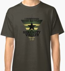 proud to be a browncoat! Classic T-Shirt