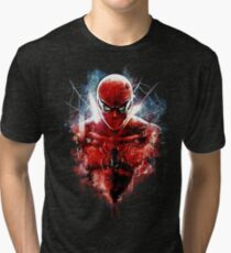 Spiders Are Amazing Tri-blend T-Shirt