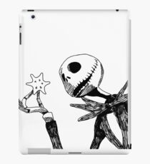 Jack - The nightmare before christmass iPad Case/Skin