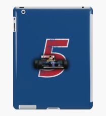 Red 5 iPad Case/Skin