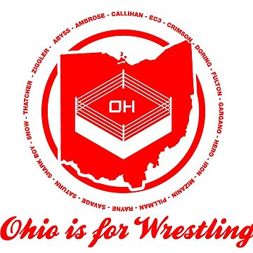 Ohio is for Wrestling by VirtuaRicky