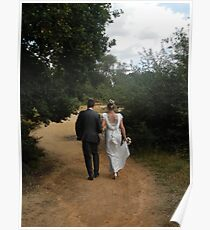 Marriage in the forest Poster