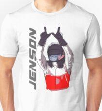Jenson Button Unisex T-Shirt