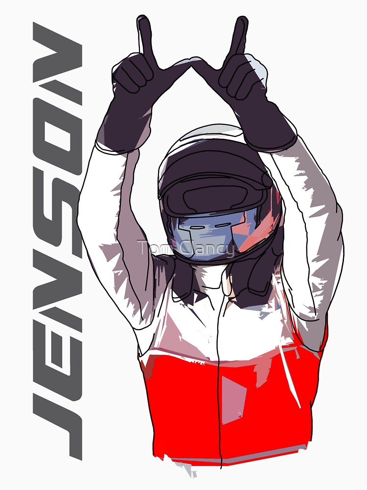 Jenson Button by RetroLink