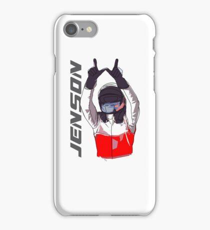Jenson Button iPhone Case/Skin