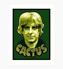 "Mike Gordon ""Cactus"" Phish Art Print"