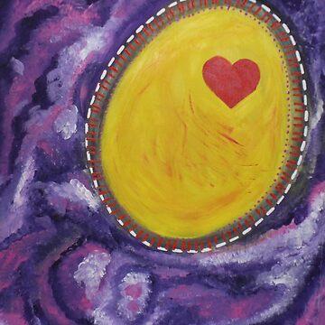 Fertility Painting by bonika