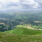 Grasmere Panorama, Lake District National Park by strangelight