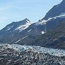 John Hopkins Glacier, Glacier National Park by IanPharesPhoto