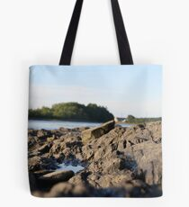 Then and Now, 2 Tote Bag