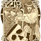 Woodland Witch by redqueenself