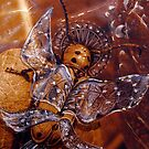 Milkweed Angel  by evon ski