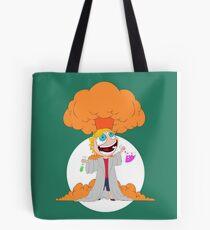 Science goes Boom! Tote Bag