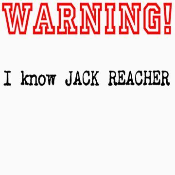 I know JACK REACHER by Kivestra