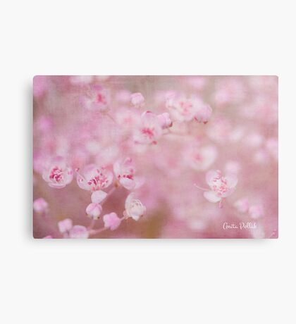Soft Kisses on a Summer's Day Canvas Print