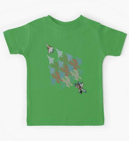 Transformation Tessellation Kids Clothes