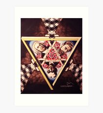 Godel Escher Bach art print! Art Print