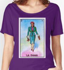 La Dama Women's Relaxed Fit T-Shirt