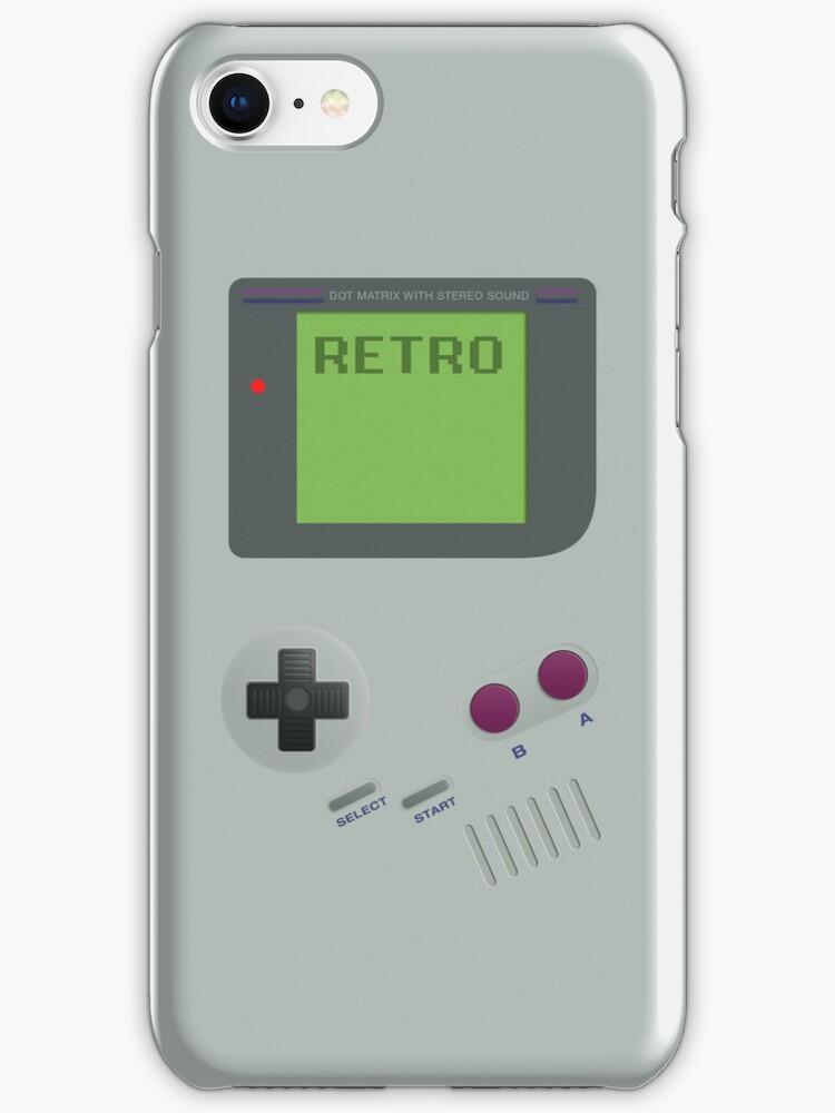 Retro GameBoy by Alex Boatman